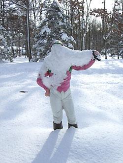 まさか馬主選んで雪かきしてないよね?
